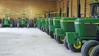 Download Machinery Pete: Low Hour John Deere Tractor Collection in NY Video