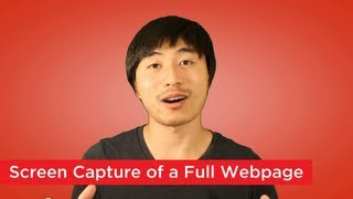 Download How to Take a Screen Capture of a Full Webpage Video