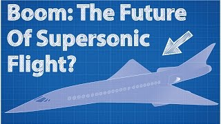 Download Boom: The Future of Supersonic Flight? Video
