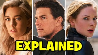 Download Every MISSION IMPOSSIBLE 6 Connection + Ending Explained! Video
