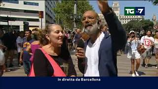 Download 'Alle Ramblas c'è sempre vita... non c'è morte!': la testimonianza di Emanuela, italiana in ... Video