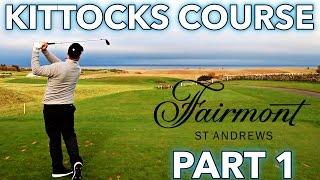 Download Kittocks Course - St Andrews Fairmont - Part 1 - vs Rick Shiels Video