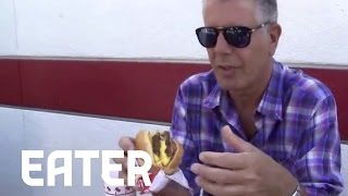 Download Anthony Bourdain on In-N-Out: 'My Favorite Restaurant in LA' Video