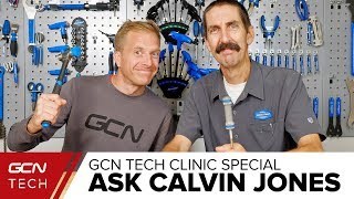 Download Ask Park Tool's Calvin Jones | GCN Tech Clinic Special Edition Video