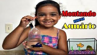 Download MONTANDO MEU AQUÁRIO SOZINHA Video