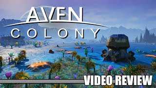 Download Review: Aven Colony (PlayStation 4, Xbox One & Steam) - Defunct Games Video