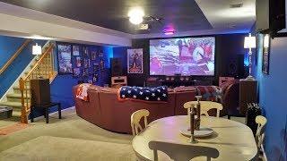 Download Movie room tour update 2018 Video