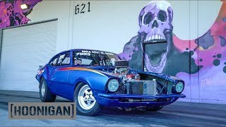 Download [HOONIGAN] DT 083: Will it Wheelie? 1970 Ford Maverick Video