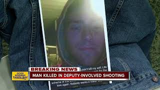 Download 20-year-old with baker act history killed in deputy-involved shooting in Polk County Video