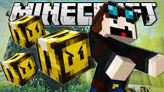 Download Minecraft | GETTING STUNG BY A BEE!! | Custom Command Video