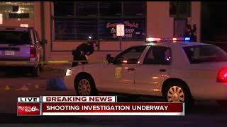 Download Man shot, killed in parking lot on Indy's northeast side Video