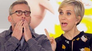 Download Steve Carrell & Kristen Wiig Sing '80s Karaoke - Despicable Me 3 Interview Video