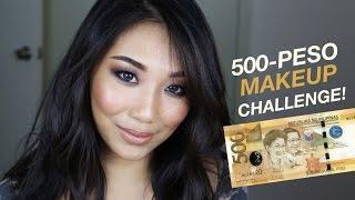 Download 500 Pesos Makeup Challenge! | Raiza Contawi Video