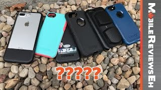 Download Which Otterbox Case should you get for your iPhone 7? Defender vs Symmetry vs Commuter vs Statement Video