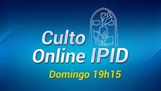 Download Culto ao vivo IPI Dourados 19:15 15/05/16 Video