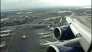 Download Cómo realiza la maniobra de despegue de un avión Video
