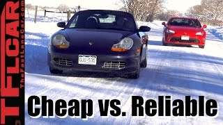 Download Sports Car Mashup: Old and Cheap vs. New and Reliable - Craigslist Project Porsche Ep.5 Video