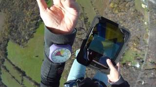 Download iPads Survive 1300 Foot Drop in G-Form Case While Skydiving Video