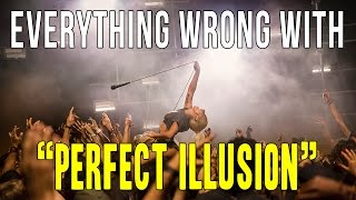 Download Everything Wrong With Lady Gaga - ″Perfect Illusion″ Video