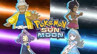 Download THE ELITE FOUR!!! [Ep. 39] | Pokémon Sun And Moon Video