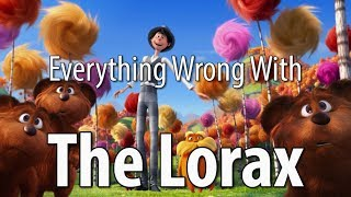 Download Everything Wrong With The Lorax In 12 Minutes Or Less Video