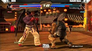 Download Tekken Tag Tournament 2 Grand Finals JDCR vs CafeID Knee - Final Round XVI Video