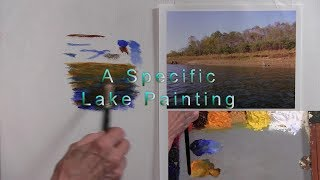 Download Quick Tip 232 - A Specific Lake Painting Video