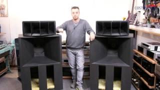 Download Altec A7 La Voce del Teatro Test Voice Of The Theater speakers Video
