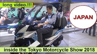 Download The Tokyo motorcycle show 2018 (JAPAN) Video