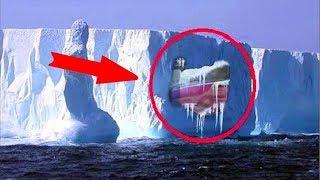 Download 10 اشياء لا تفسر وجدت مجمدة في انتركتيكا (القطب الجنوبي ) Video