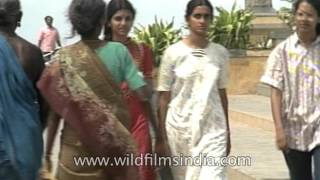 Download Local life of Pondicherry : archival Footage Video