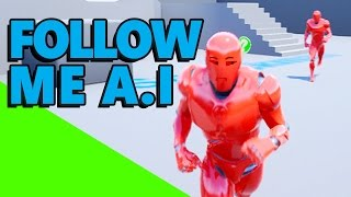 Download Unreal engine 4 tutorial: follow the player Video