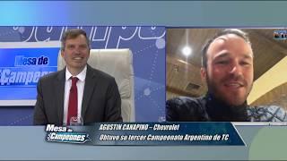 Download Mesa de Campeones - 10-12-2018 - Canapino campeón TC - Bloque 1 Video
