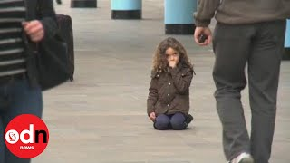 Download Little Girl Lost: More than 600 people ignore lost child in TV experiment Video
