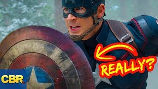 Download 10 Secrets You Didn't Know About Captain America's Shield Video