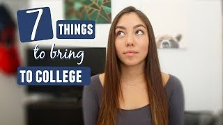 Download 7 Things to Buy to Make Your College Experience Easier Video