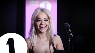 Download Rita Ora - Let You Love Me in the Live Lounge Video
