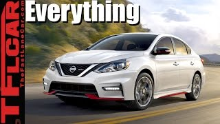 Download 2017 Nissan Sentra NISMO Review: Is Nissan's New Top Dog Sentra More Show Than Go? Video