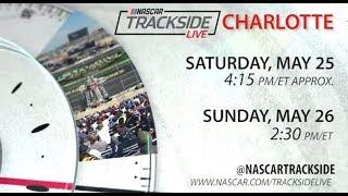 Download Inaugural eNASCAR: Live Charlotte Motor Speedway Video
