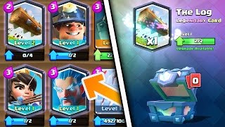 Download FIVE WAYS TO GET LEGENDARY CARDS in Clash Royale! (TOP 5) Video