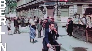 Download Berlin in July 1945 (HD 1080p color footage) Video