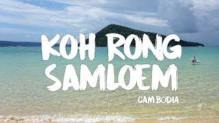 Download Koh Rong Samloem - Cambodia Travel Video [Sony A6000 & GoPro Hero 4] Video