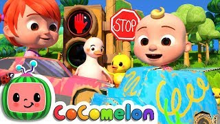 Download Traffic Safety Song | CoCoMelon Nursery Rhymes & Kids Songs Video