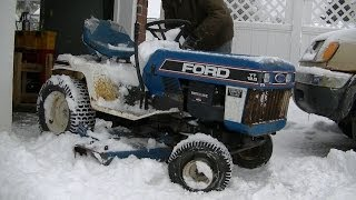 Download Ford Racing Mower Build Video