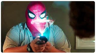 """Download Spider man Homecoming """"Ned Put On Spider Suit"""" Movie Clip (2017) Tom Holland Superhero Movie HD Video"""