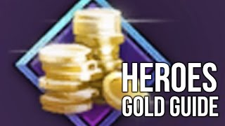 Download Heroes of the Storm: How to Get Gold & Tips for New Players! Video