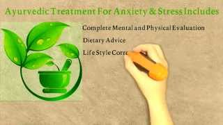Download Ayurvedic Natural Cure For Anxiety, Stress and Depression Video