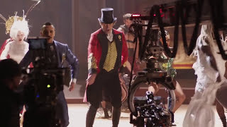 Download Behind The Scenes on THE GREATEST SHOWMAN + Clips Video