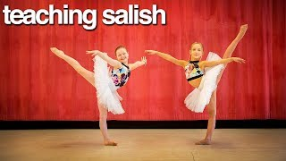 Download Dance Moms Lilly K Teaches My Daughter Ballet (adorable) Video