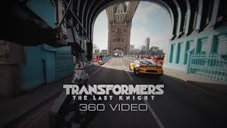 Download Transformers: The Last Knight - 360 Experience Video